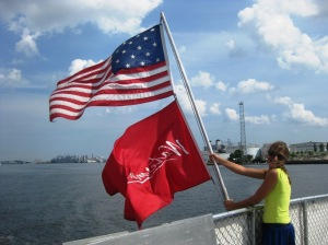 Tamuna even loves 1812 America!