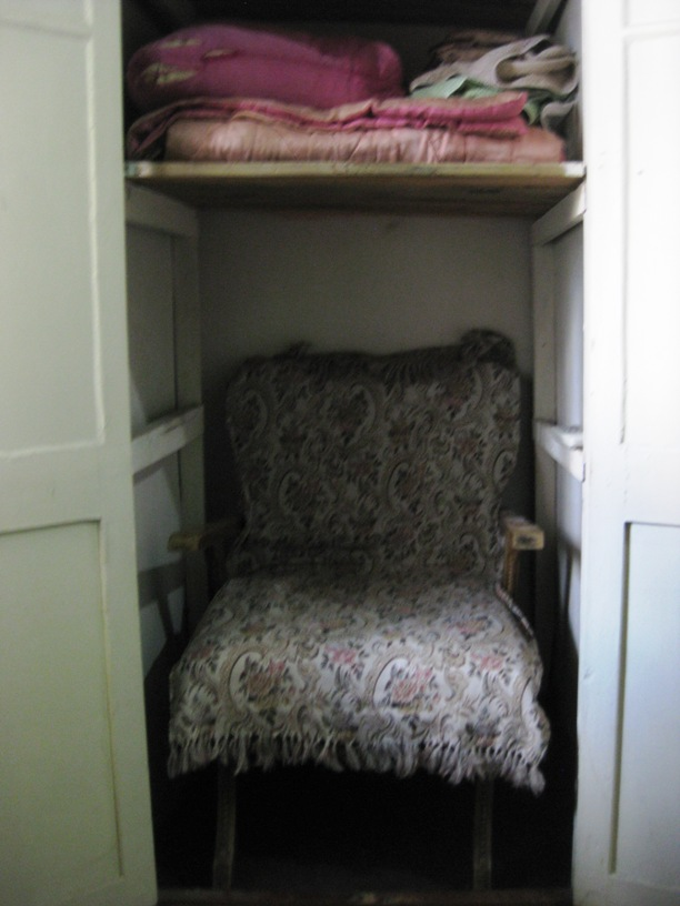 Mrs. Bates's Chair?
